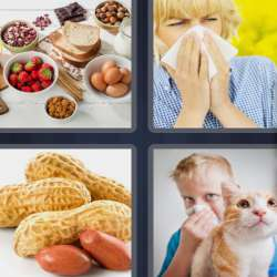 Solutions-4-images-1-mot-ALLERGIES