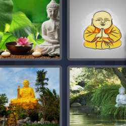 Solutions-4-images-1-mot-BOUDDHA