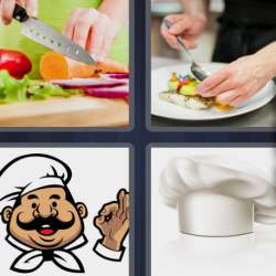 Solutions-4-images-1-mot-CHEF