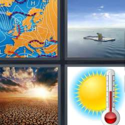 Solutions-4-images-1-mot-CLIMAT