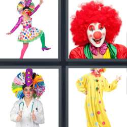 Solutions-4-images-1-mot-CLOWN