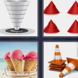 Solutions-4-images-1-mot-CÔNE
