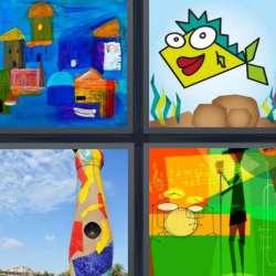 Solutions-4-images-1-mot-CUBISTE