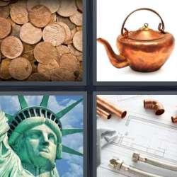 Solutions-4-images-1-mot-CUIVRE