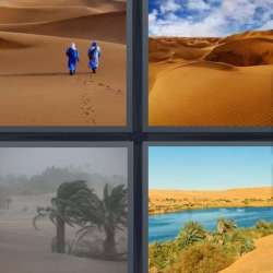 Solutions-4-images-1-mot-DESERT