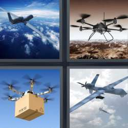 Solutions-4-images-1-mot-DRONE