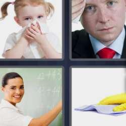 Solutions-4-images-1-mot-ESSUYER