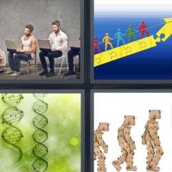 Solutions-4-images-1-mot-EVOLUER