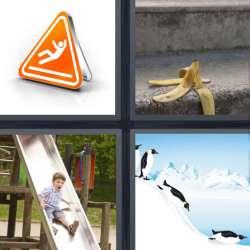 Solutions-4-images-1-mot-GLISSER