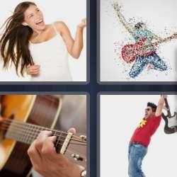 Solutions-4-images-1-mot-GUITARE