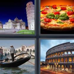 Solutions-4-images-1-mot-ITALIEN