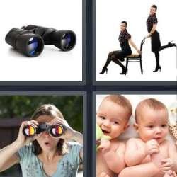Solutions-4-images-1-mot-JUMELLES