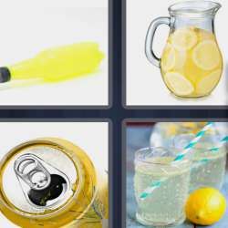 Solutions-4-images-1-mot-LIMONADE
