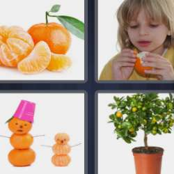 Solutions-4-images-1-mot-MANDARINE