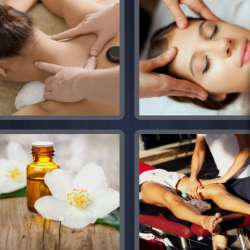 Solutions-4-images-1-mot-MASSAGE