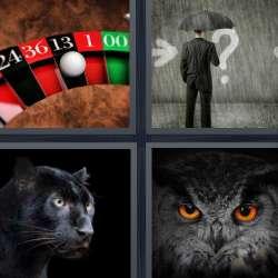 Solutions-4-images-1-mot-NOIR