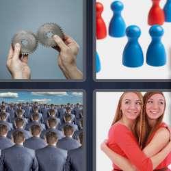 Solutions-4-images-1-mot-PAREILS