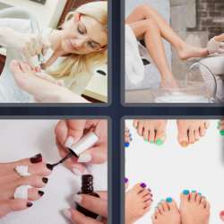Solutions-4-images-1-mot-PEDICURE