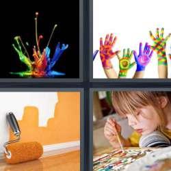 Solutions-4-images-1-mot-PEINTURE
