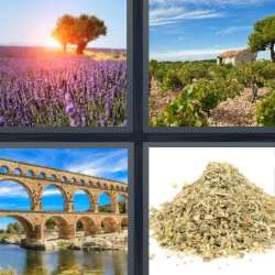 Solutions-4-images-1-mot-PROVENCE