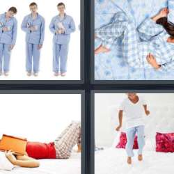Solutions-4-images-1-mot-PYJAMAS