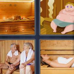 Solutions-4-images-1-mot-SAUNA