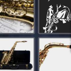 Solutions-4-images-1-mot-SAXOPHONE